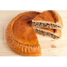 Доставка Зур-белиш с мясом из Татарские пироги