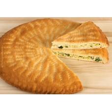 Доставка Зур-белиш с зеленью, луком и яйцом из Татарские пироги