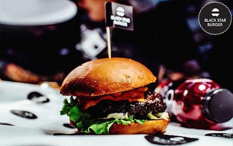 Заказать доставку еды из Black Star Burger