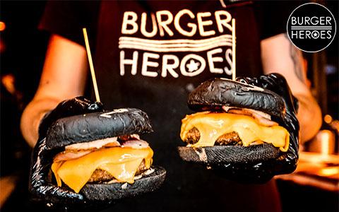 Заказать доставку еды из Burger Heroes