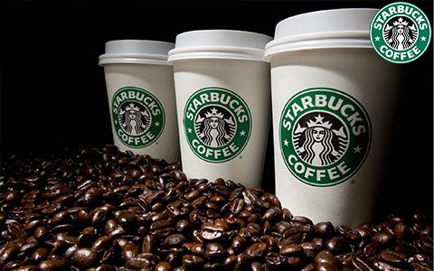 Заказать доставку еды из Starbucks