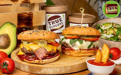 Заказать доставку еды из True Burgers